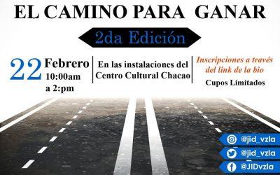 """Taller de Liderazgo Empresarial – """"El Camino para Ganar"""""""