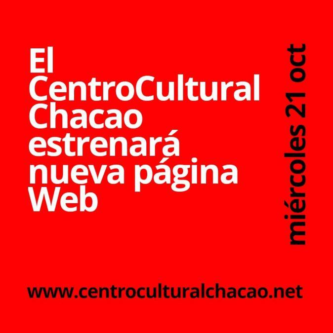 El CCCH estrenará nueva página web